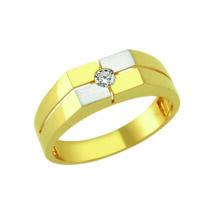 Pecsétgyűrű ezüst-vésett díszítéssel