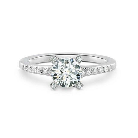 Cornerstones™ Pavé Szoliter Gyűrű