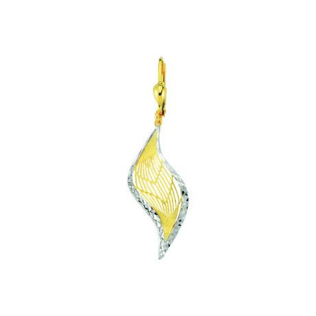 Spirál alakú medál